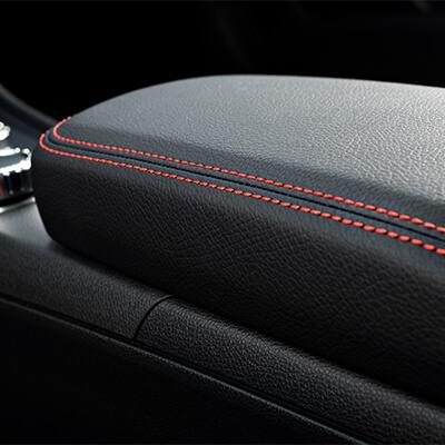 car seat arm